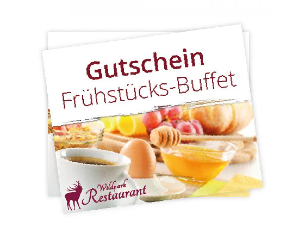Gutschein Frühstücks-Buffet